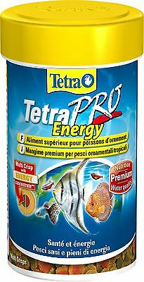 TETRA TETRAPRO ENERGY PREMIUM TROPICAL FISH FOOD 55g/250ml 4004218143555