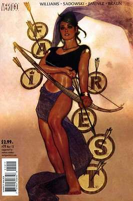 Fairest #19 in Near Mint condition. FREE bag/board