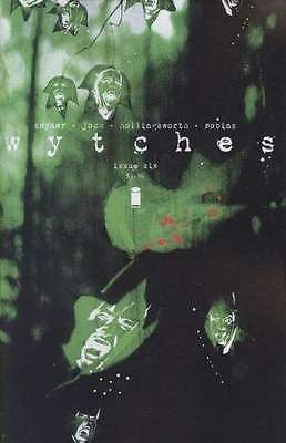 Wytches #6 in Near Mint condition. FREE bag/board