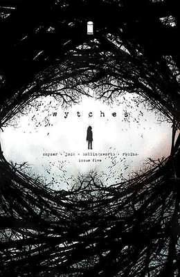 Wytches #5 in Near Mint condition. FREE bag/board