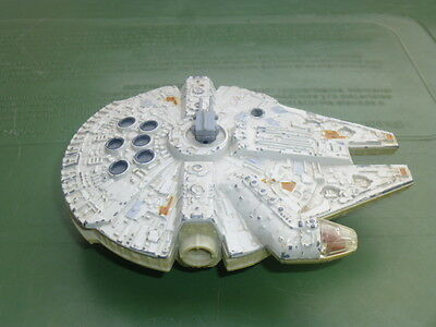 RARE SPATIALSHIP VESSEL STAR WARS MOVIE MODEL 1979's SCIENCE FICTION SPACE TOY