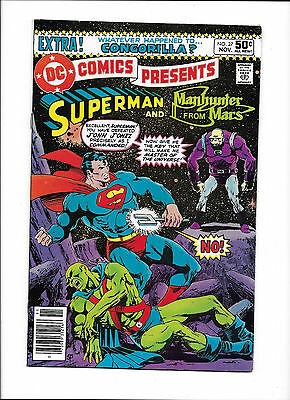 Dc Comics Presents #27 & 28  [1980 Vg-Fn]  Two Part Story!