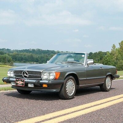 1989 Other Makes SL-Class 560 SL 1989 Mercedes Benz 560SL Roadster,one owner, documented, low 20,XXX miles