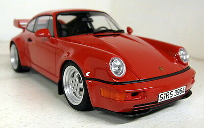 gt spirit 1 18 scale gt080 porsche 911 993 ruf ctr 2 silver resin cast model car chf. Black Bedroom Furniture Sets. Home Design Ideas