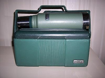 Stanley Aladdin Thermos, Lunchbox Cooler Combo USA Green 1 Quart
