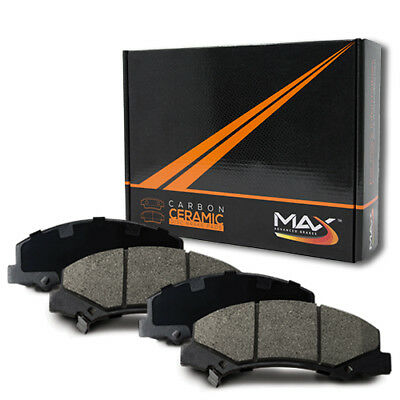 2011 Ford Explorer Max Performance Ceramic Disc Brake Pads Front