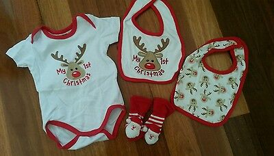 Baby Christmas clothes 6-12 months