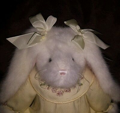 NWT Bearington Collection Hare Shelley Sue retired 2007 Rabbit Plush