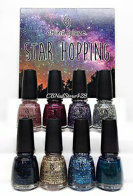 China Glaze Nail Lacquer - STAR HOPPING Collection - Choose Any Color