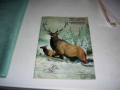 Eddie Bauer Expedition Outfitter 1970-1971 Catalog Clothing Camping Fishing Etc.