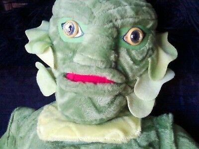 Universal's Creature From The Black Lagoon Plush Figure (1999) Halloween