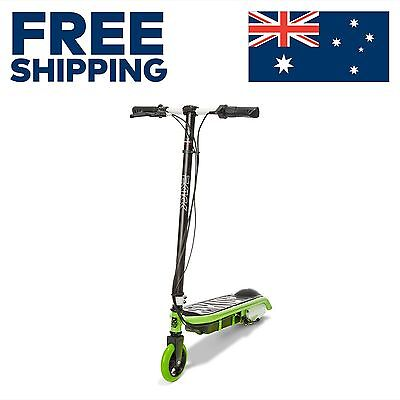 Brand New Kids Electric Scooter, E-Scooter - Green. FREE SHIPPING
