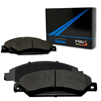 2002 Pontiac Firebird Max Performance Metallic Brake Pads F