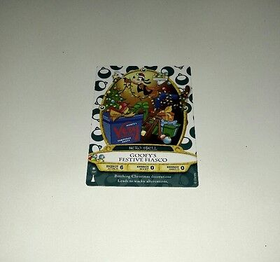 2016 Mickeys Very Merry Christmas Party  Sorcerers of the Magic Kingdom Card