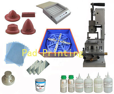 Business & Industrial:Manual Pad Printing A Full Set Of Combinations Easy Use