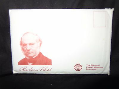 National Postal Museum  Set Post Office Rowland Hill Set   Postcards In Pack