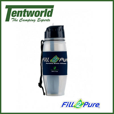 Fill2Pure Advanced Travel Safe Bottle - 800ml