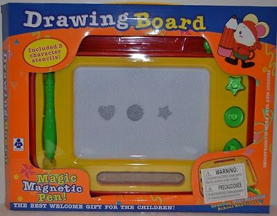 New High quality Kids Magnetic Drawing Board Sketch Pad Writing Art Craft