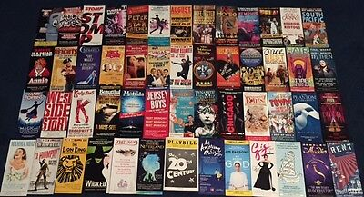 On The 20Th Century Broadway Playbill Kristin Chenoweth American In Paris Wicked