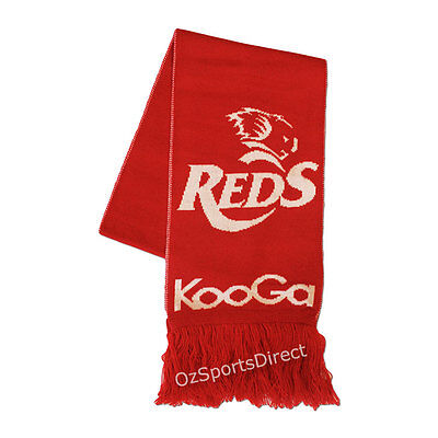 Qld Reds Supporter Scarf *SALE PRICE*