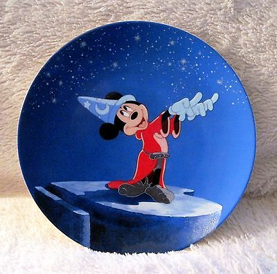 1990 - Knowles - Disney - Fantasia - The Apprentice's Dream - Numbered Plate