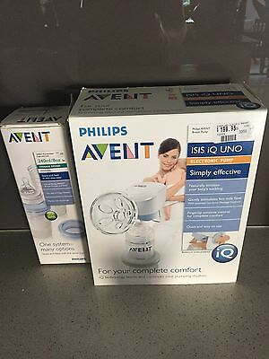 avent electronic pump