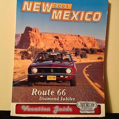 New Mexico Land of Enchantment 2001 Vacation Guide