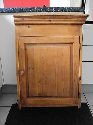 vintage antique pine wall cupboard,meter cupboard,key cupboard,upcycle.