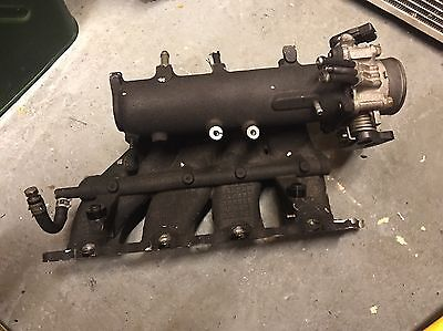 Mitsubishi Evo 4 5 6 7 8 9 Stage 1 Ported Inlet Manifold Throttle Body