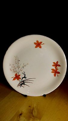Alfred Meakin Stag Tea Plate Leaping Stag