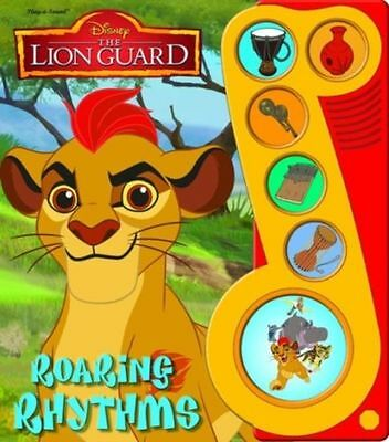 New Disney The Lion Guard Roaring Rhythms Play-A-Sound Brand New And Sealed