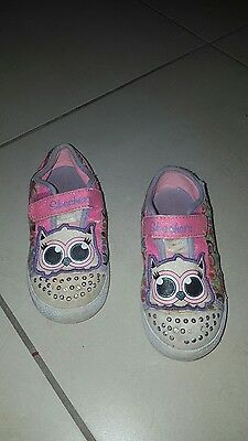 Chaussure fille taille 25 skechers