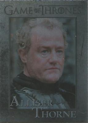Game of Thrones Season 1 - #36 Base Parallel Foil Card