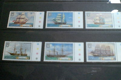 Tuvalu-Ships Rare  Stamps