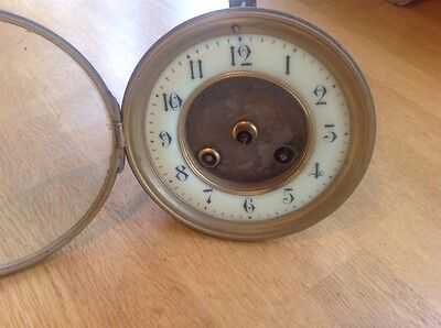 . antique french movement / dial