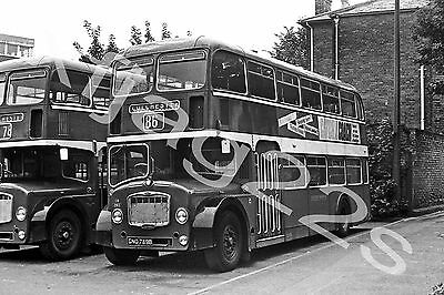 Bus Photograph EASTERN NATIONAL GNO 789B [2813]