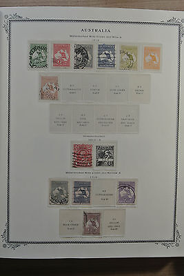 Lot 24456 Collection stamps of Australia and territories 1901-1992.