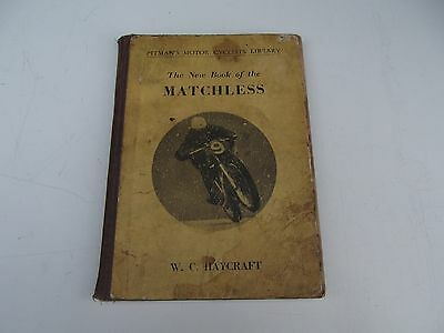 Matchless Book