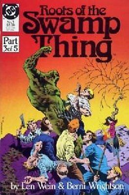 Swamp Thing, Roots of the (1986 Ltd) #   3 Near Mint (NM) DC Comics MODERN AGE