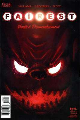 Fairest #18 in Near Mint condition. FREE bag/board