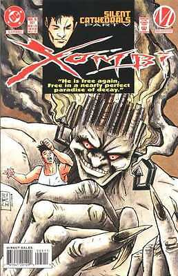 Xombi (1994 series) #5 in Near Mint + condition. FREE bag/board