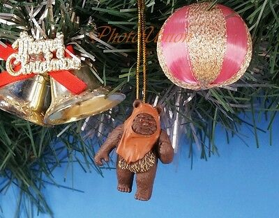 Decoration Xmas Ornament Home Party Decor Star Wars Ewok Ccout Wicket