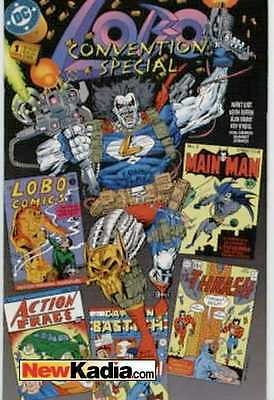 Lobo (1990 series) Convention Special #1 in Near Mint + condition