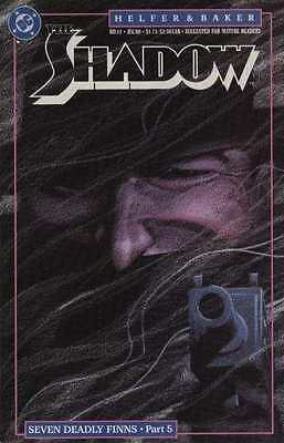 Shadow (1987 series) #12 in Very Fine + condition. FREE bag/board