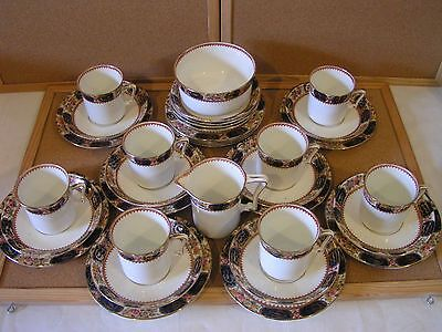 Sutherland China Tea Set: 34 pieces old Ornate Gold design
