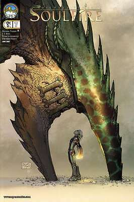 Soulfire (2004 series) #7 in Near Mint condition. FREE bag/board