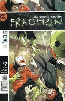 Fraction #2 in Near Mint condition. FREE bag/board
