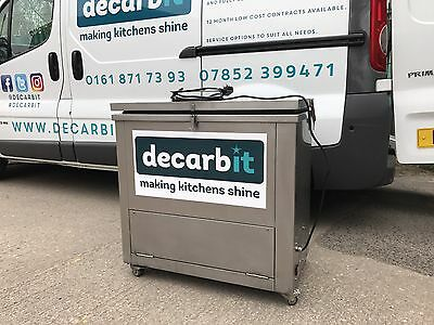 Medium Decarboniser 150 Litres For Hire Nationwide