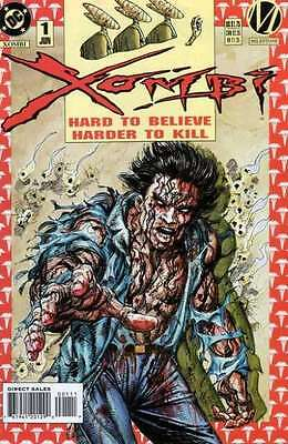 Xombi (1994 series) #1 in Near Mint condition. FREE bag/board