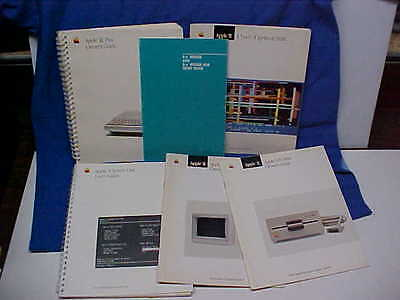 Apple II IIC Plus Users Guide Applesoft Basic System Monitor Drive Monitor VTG